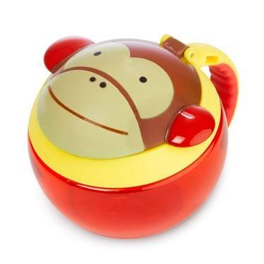 Bilde av Skip Hop Snackskål, Zoo, Monkey