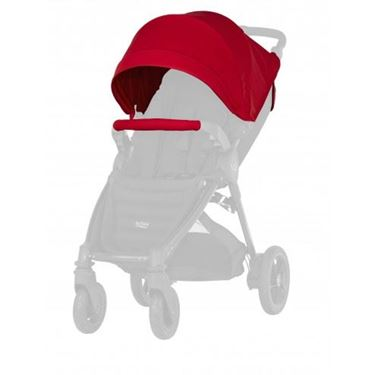 Bilde av Britax B-Motion Colorkit, Flame Red