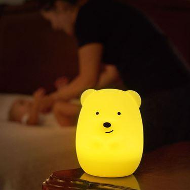 Bilde av LumiPets Nattlampe, Bear