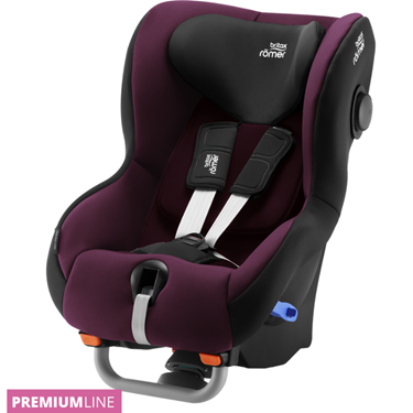 Bilde av Britax MAX-WAY Plus, Burgundy Red