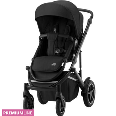 Bilde av Britax Smile III, Space Black / Black Handle