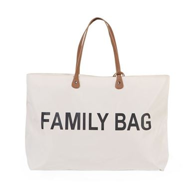 Bilde av Childhome Family Bag, Off White