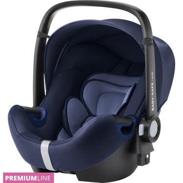 Bilde av Britax BABY-SAFE2 i-SIZE, Moonlight Blue