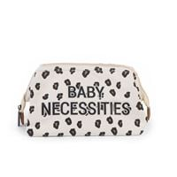 Bilde av Childhome Baby Necessities Bag, Leopard Canvas