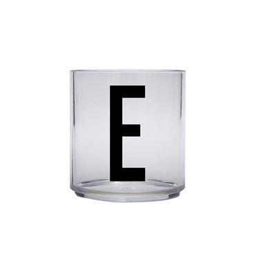 Bilde av Design Letters Drikkeglass, E