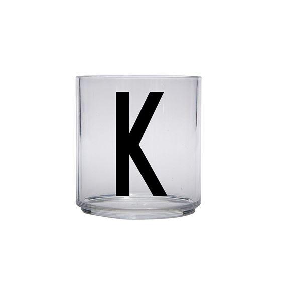 Bilde av Design Letters Drikkeglass, K