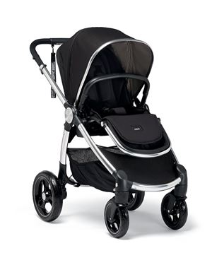 Bilde av Mamas&Papas Duovogn Ocarro, Black Diamond, 4pcs Bundle of Joy