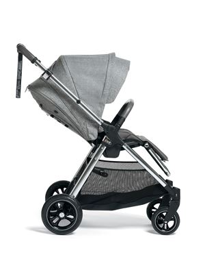 Bilde av Mamas&Papas Duovogn Flip XT3, Skyline Grey, 4pcs Bundle of Joy
