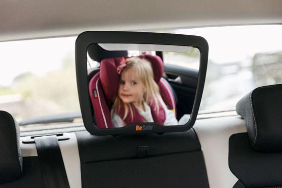 Bilde av Besafe Bilstolspeil med lys XL2