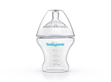 Bilde av Babyono Tåteflaske 180ml, Anti-colic Natural Nursing