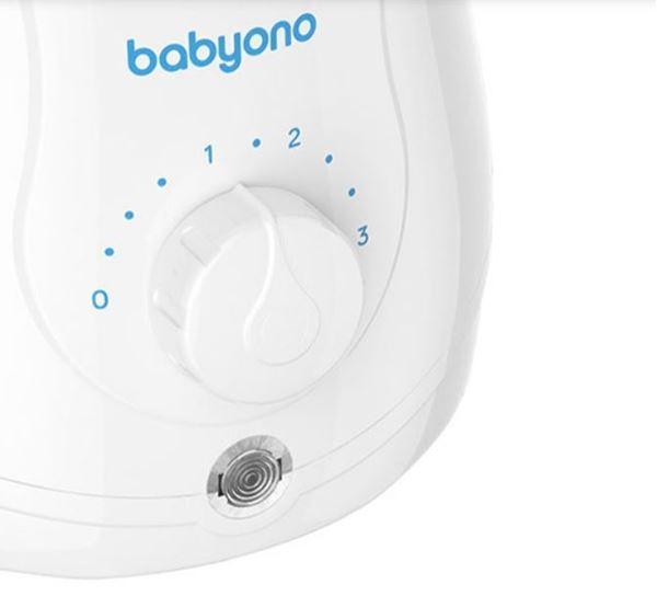 Bilde av Babyono Flaskevarmer og Flaskesterilisator 2-i-1