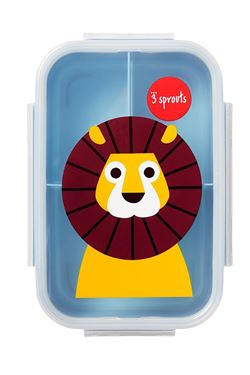 Bilde av 3 Sprouts Matboks, Lion