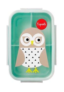 Bilde av 3 Sprouts Matboks, Owl