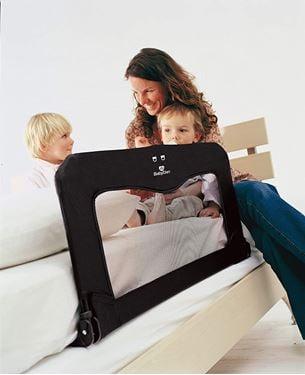 Bilde av Babydan Sengehest 90 cm, Sort