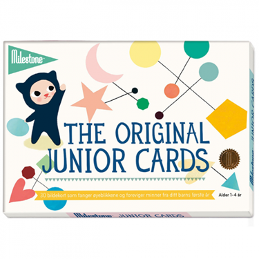 Bilde av Milestone Junior Cards