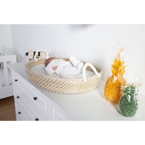 Bilde av Childhome Basket Changing Unit 73X50Cm(With Matress)