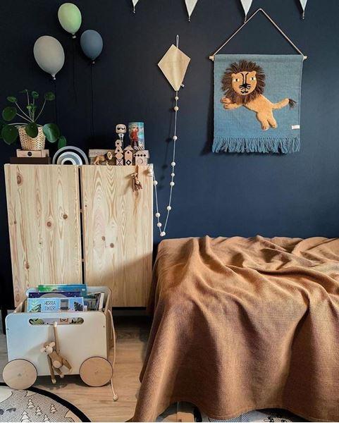 Bilde av OYOY Veggdekorasjon, Løve