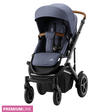 Bilde av Britax Smile III, Indigo Blue / Brown Handle