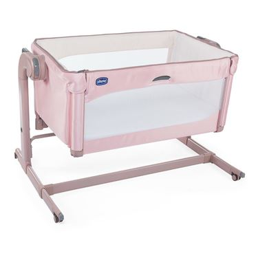 Bilde av Chicco Next2Me Magic Bedside Crib, Candy Pink