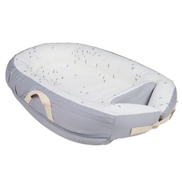 Bilde av Voksi Babynest Premium, Grey-Flying