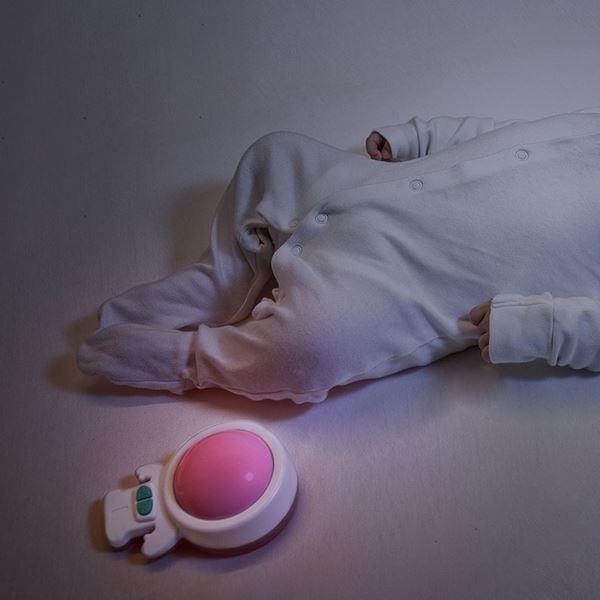 Bilde av Rockit ZED - Nattlampe som skaper vibrasjoner