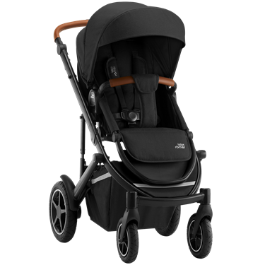 Bilde av Britax Smile III, Space black/brown handle