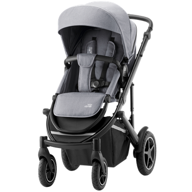 Bilde av Britax Smile III, Frost Grey/Black handle