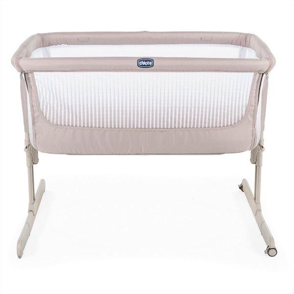 Bilde av Chicco Next2Me Air, Bedside Crib, Mørk Beige