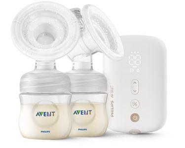 Bilde av Philips AVENT Dobbel Elektrisk brystpumpe med lader