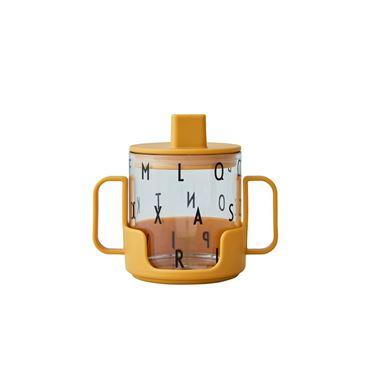 Bilde av Design Letters Grow with your cup tritan, Mustard