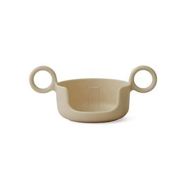 Bilde av Design Letters Handle for melamine cup, Beige