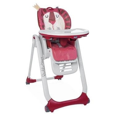 Bilde av Chicco Spisestol, Polly 2 Start, Lion