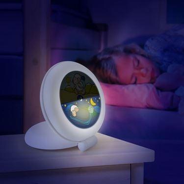Bilde av KidSleep Søvntrener, Globetrotter Hvit