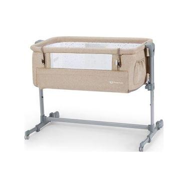 Bilde av Kinderkraft Bedside Crib, Neste UP, Beige