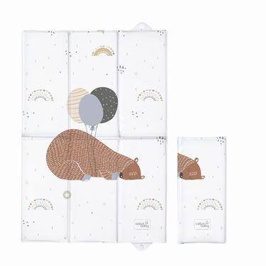 Bilde av CEBA Stellematte, Foldbar, 60x40cm Bjørn