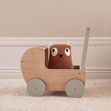 Bilde av Kids Concept Dukkevogn, Natur