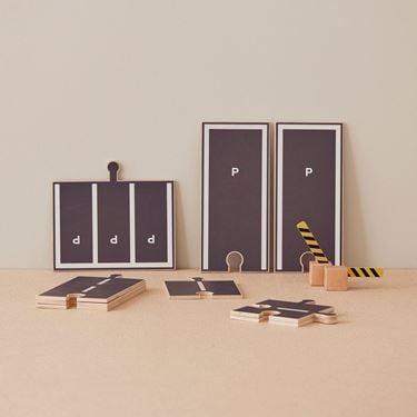 Bilde av Kids Concept Bilbane forlengelse, Aiden