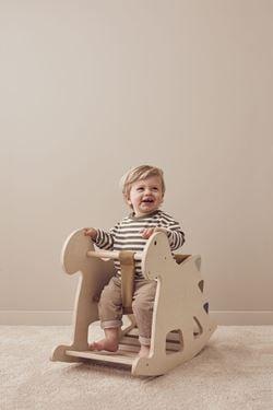 Bilde av Kids Concept Gyngehest Dino, Tre, Neo