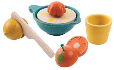 Bilde av Plan Toys Saftpresse-sett