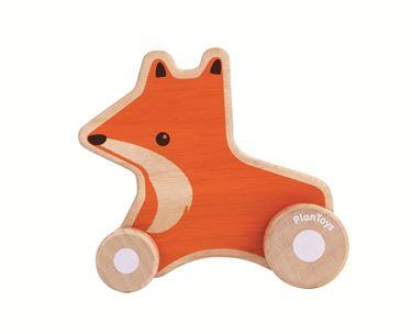 Bilde av Plan Toys Wheelie, Rev, Babyrangle