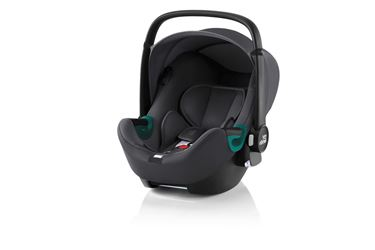 Bilde av Britax BABY-SAFE iSENSE, Midnight Grey
