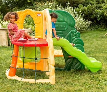 Bilde av Little Tikes Lekestativ, Jungle Climber, Natural
