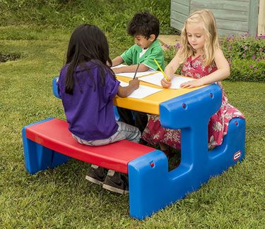 Bilde av Little Tikes Picnic-bord, Junior