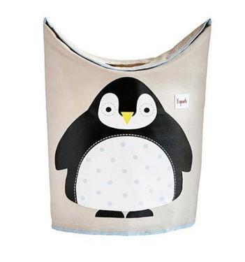 Bilde av 3 Sprouts Skittentøyskurv, Penguin