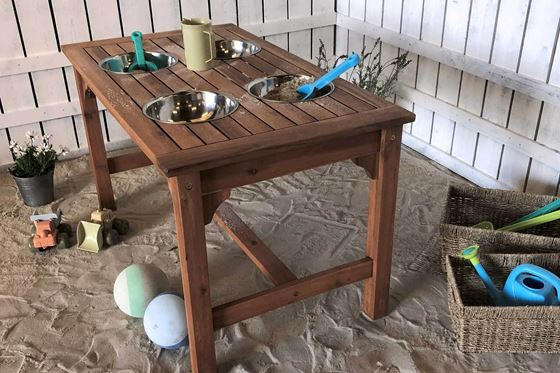 Bilde av Sagababy Utendørs Muddermiksbord (Lekekjøkken)