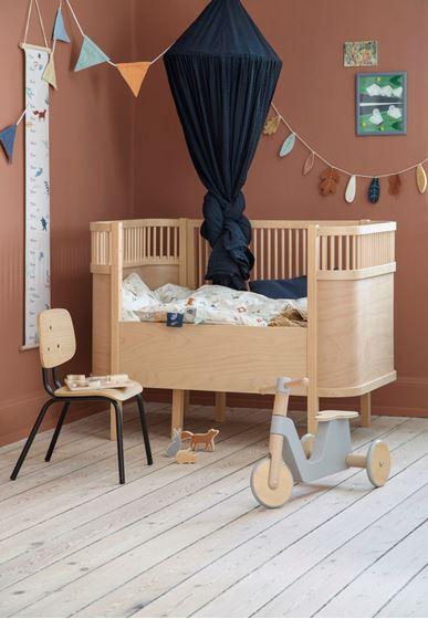 Bilde av Sebra seng, Baby & Junior, Bøk