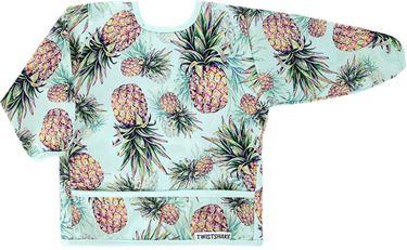 Bilde av Twistshake Long Sleeve Bib, Pineapple