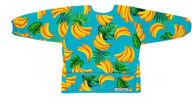 Bilde av Twistshake Long Sleeve Bib Banana