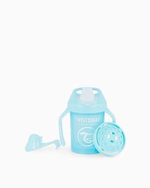 Bilde av Twistshake Mini Cup 230ml 4+m Pastel Blue