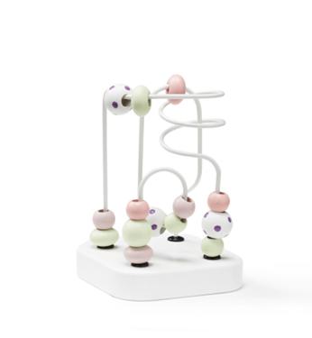 Bilde av Kids Concept Kulebane, Mini, Hvit, Edvin